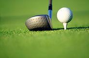 Golf Club and Ball