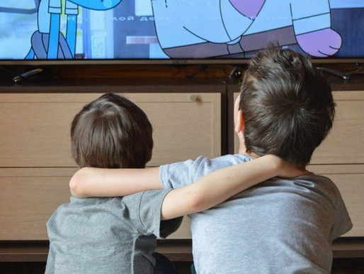 ENTERTAINMENT FOR THE HOLIDAYS: FIVE FRENCH CARTOON SHOWS