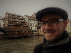 Bryton Director of FranceABC, on Vacation by the river.