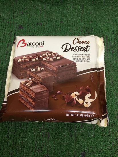 Balconi Chocolate dessert-£1.99