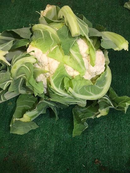 Cauliflower £1.49p Each