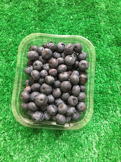 Blueberries- £1.25