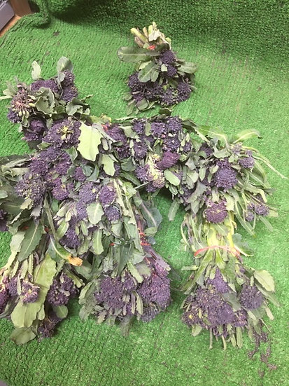 Purple Sprouting £1.99 Bunch