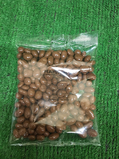 Milk Chocolate Raisins x 325gr