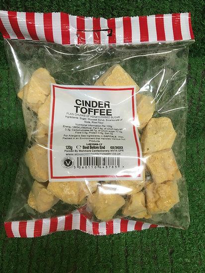Cinder toffee £1.25