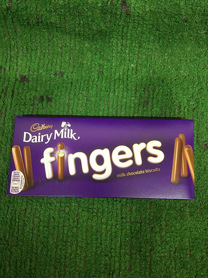 Chocolate fingers-99p
