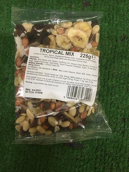 Tropical mix £1.25
