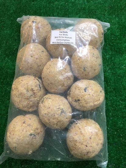 Fat Balls (x 10)-£1.49
