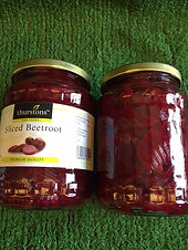 Beetroot Jar Sliced and Pickled 99p
