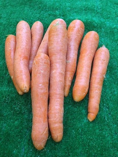 Carrots (x1kg) - £1.29
