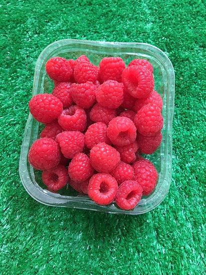 Raspberries -£2.49
