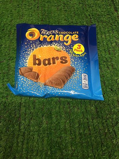 Terry's Chocolate Orange ( 3pack) - £1.25