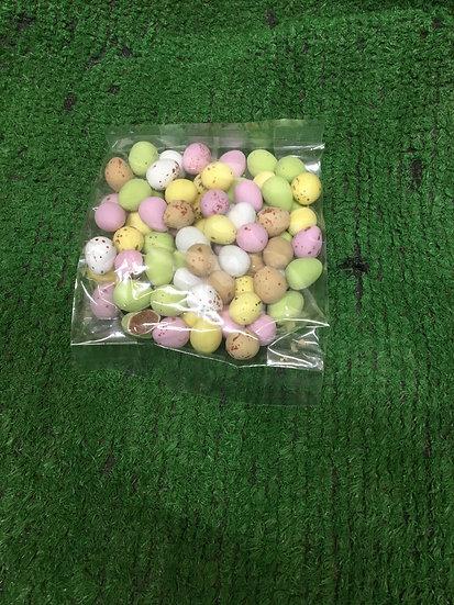 Milk Chocolate Mini Eggs (x240gr)
