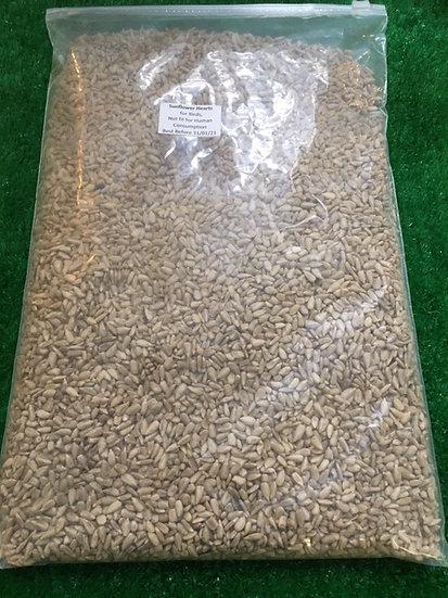 Sunflower Hearts  (x1kg)-£2.00