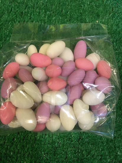 Sugared Almonds x250gr