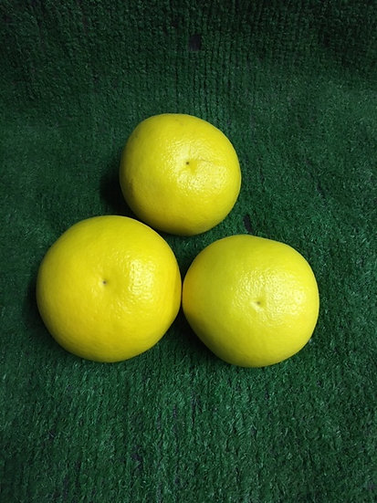 white Grapefruit (x3) - £1.69