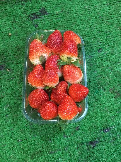 Strawberries - £2.99- 400gr Punnet)