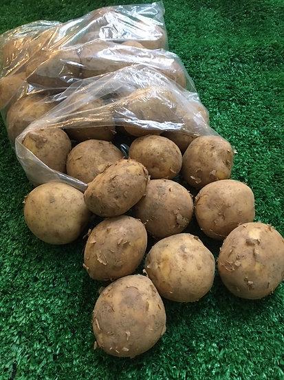 Norfolk New Potatoes ( Small to Medium Size) x (2.25kg)