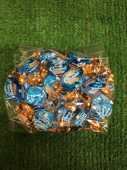 Walkers salted caramel toffee x240gr £1.99