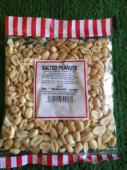 Salted Peanuts x 225gr