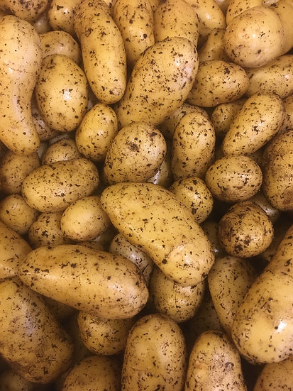 Charlotte New potatoes (x1kg)-£1.99