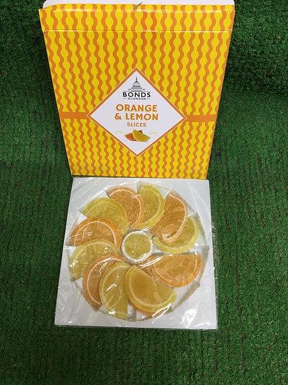 Orange & lemon jelly slices -£1.49