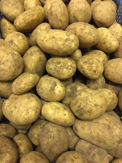 Old season Potatoes (x10kg)-£5.95