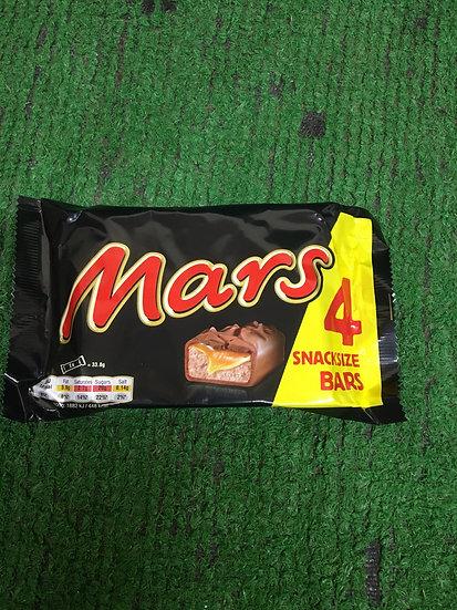 Mars Bars-99p