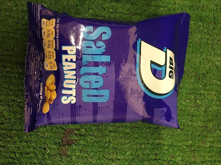 Salted Peanuts x 240gr