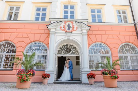 Kirchliche Trauung Augsburg, Kloster Scheyern, @Christina Klass Fotografie