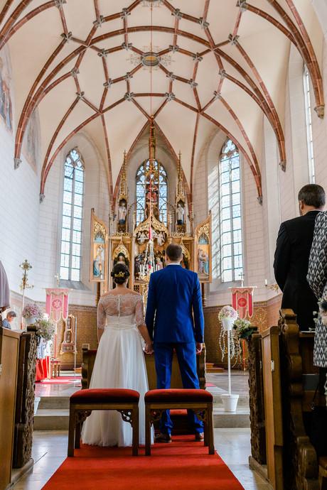 Kirchliche Trauung, Gut Sedlbrunn, Pöttmes @Christina Klass Fotografie