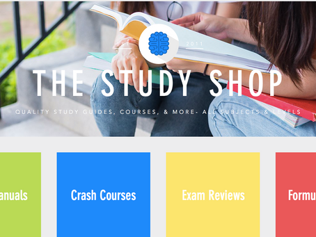 Your One-Stop Shop for Study Resources
