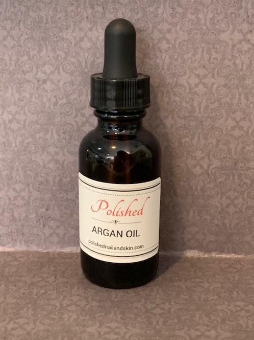 Argan Oil amber dropper