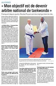 JSA Taekwondo - N.Poussin - 20.11.2019.j