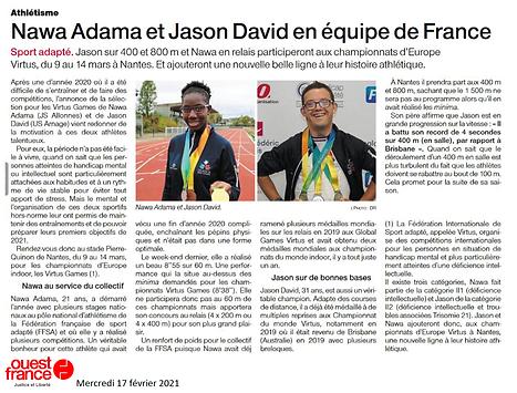 JSA SLI - Nawa - Selection Nantes - 17.0
