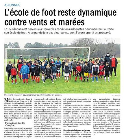 JSA Football - Ecole de foot - 26.02.202