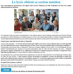 JSA_Natation_-_Lycée_Malraux_-_16.11.201