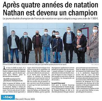 JSA SLI-Natation - N.Bourdais - 3.02.21.