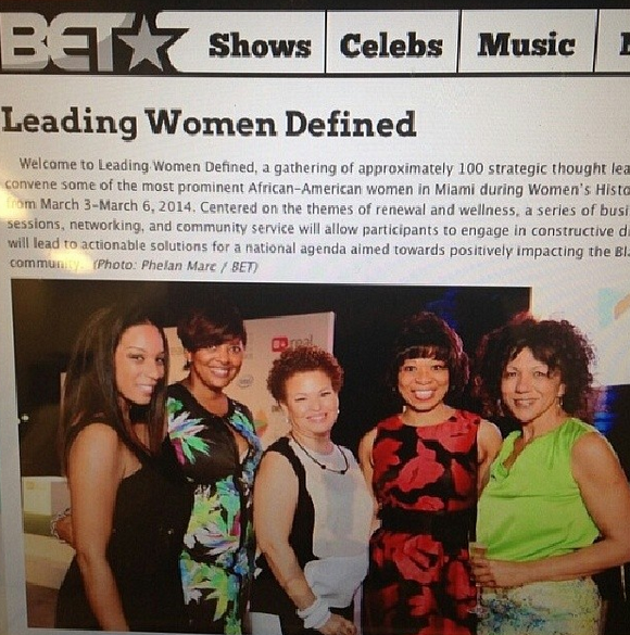 BET Networks Leading Women Defined