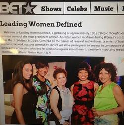 BET Networks Leading Women Defined