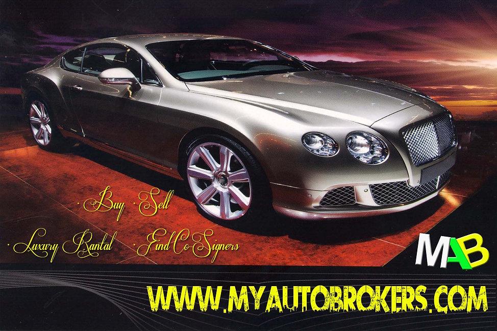 My Auto Brokers
