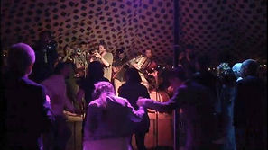 live band, tents for hire, pukka tents, colourful tents