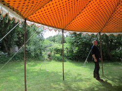 summer party, tents for hire, pukka