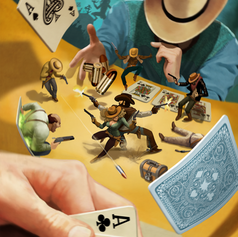 Poker Showdown - Poster