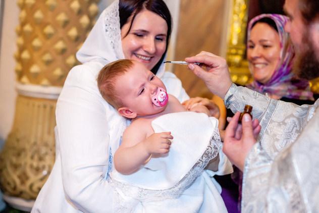 фотосъемка крещения стоимость