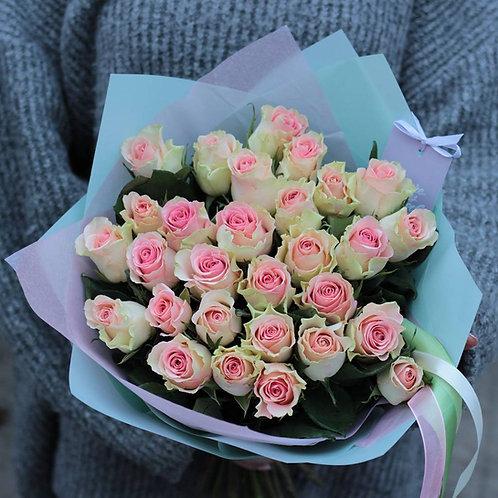 Букет роз Топ Гир