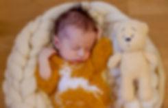 фотосессии новорожденных фото