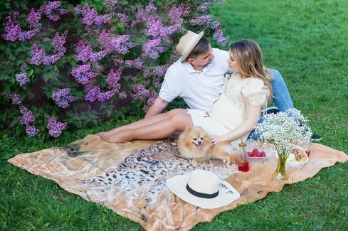 фотосессия беременных с мужем идеи на природе