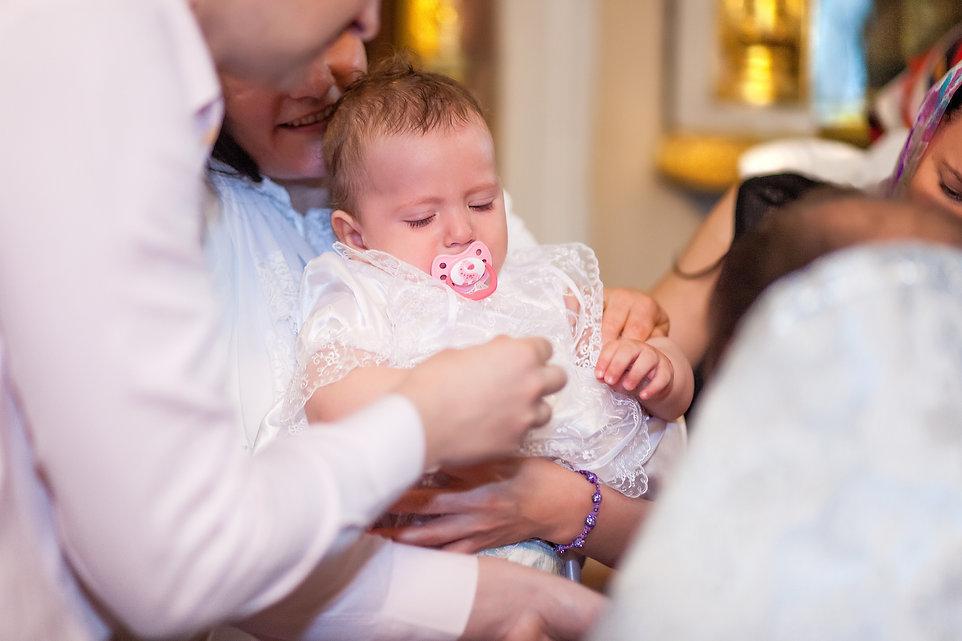 фотограф на крещение москва недорого