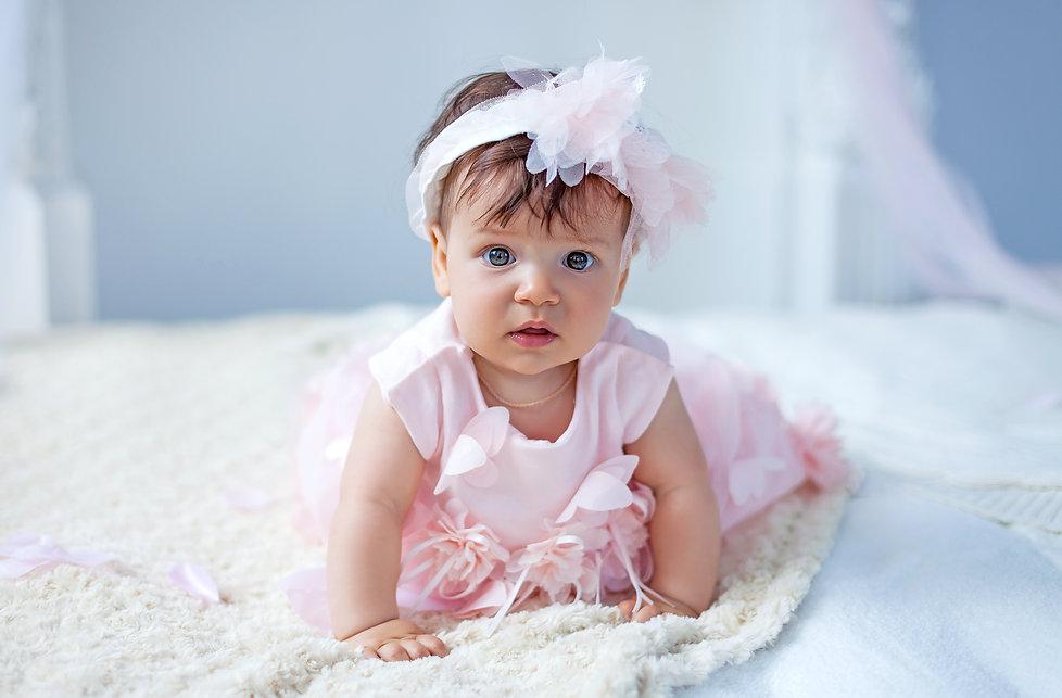 фотосессия ребенка 8 месяцев